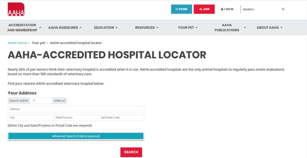 Hospital Locator