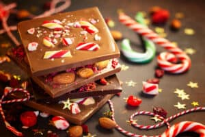 Holiday Pet Safety: A Variety of Christmas Chocolate