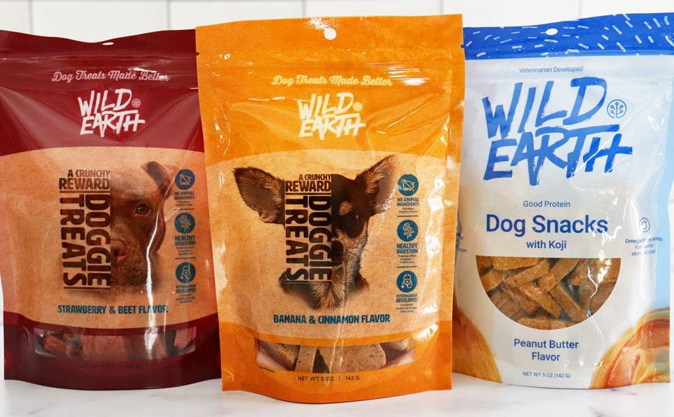 Wild Earth Dog Treat Review HERO